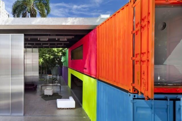 Non stop kolor, Decameron, proj. Marcio Kogan, Studio mk27, Sao Paulo, Brazylia, 2011