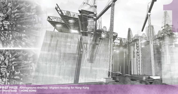 Pierwsze miejsce: Aboveground Anomaly, autor: Tiffany Szeto (Hong Kong)