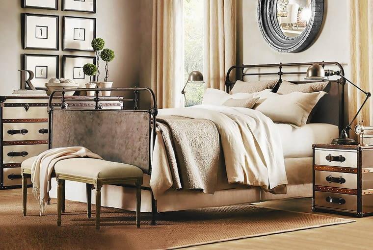 styl loftowy, wnętrza loftowe, meble w styluloftowym, Square Space