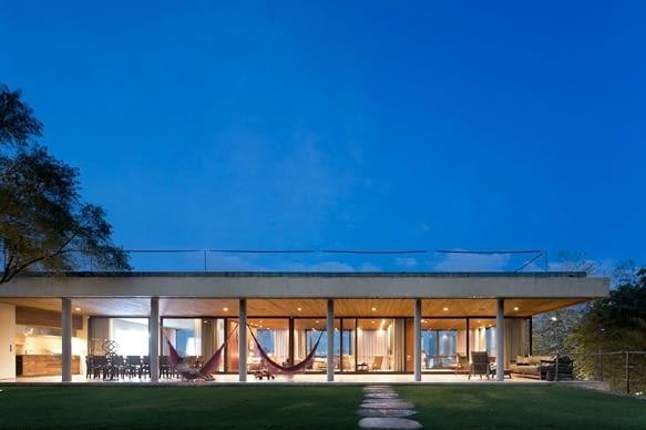 Deck House w Brazylii