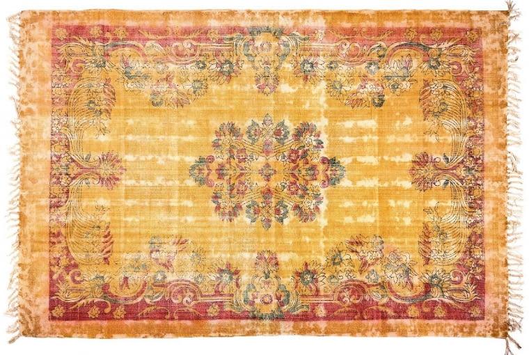 DYWAN, bawełna, 120 x 180 cm, 555 zł, lawendowykredens.pl