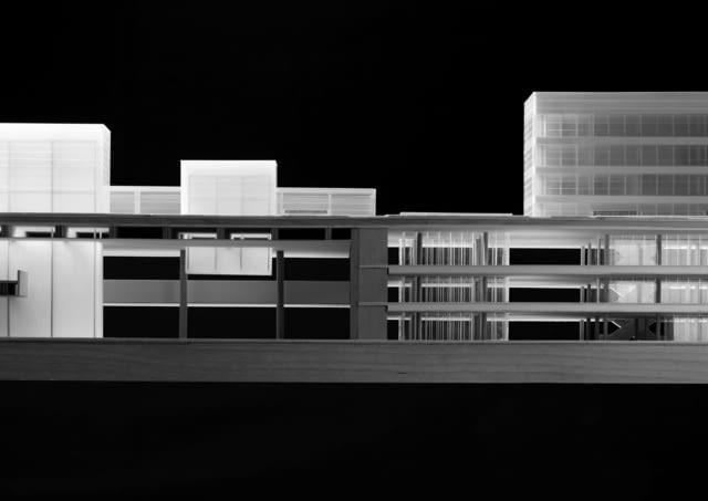 Projekt Muzeum Śląskiego w Katowicach - Riegler Riewe Architekten