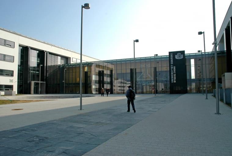 Budynek Wydziału Chemii Uniwersytetu Gdańskiego
