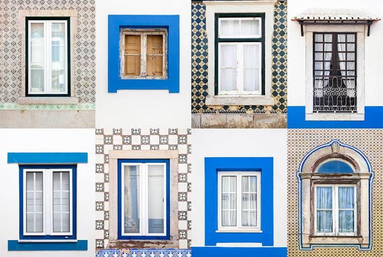 Projekt fotograficzny 'Okna świata'