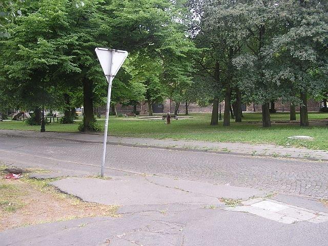 Plac Wałowy w Gdańsku