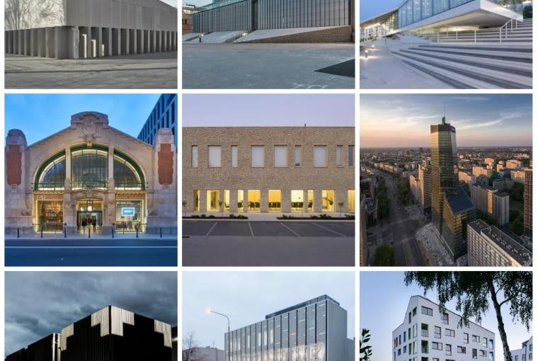Budynki nominowane do nagrody Bryła Roku 2016