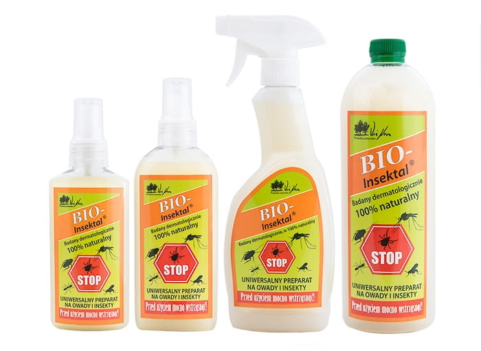 Preparat przeciw komarom