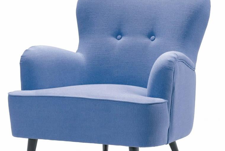 Fotele powyżej 2000 zł: fotel Baley, House & More