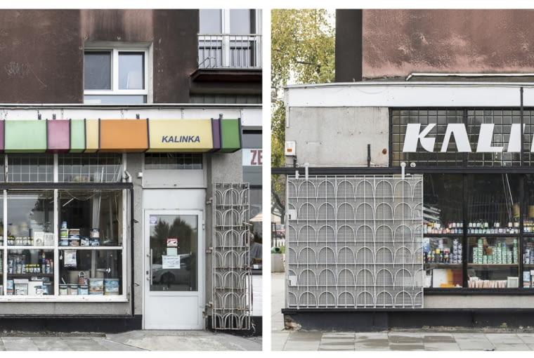 szyldy, warszawskie szyldy, Traffic Design