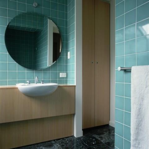 łazienka, płytki, kolor