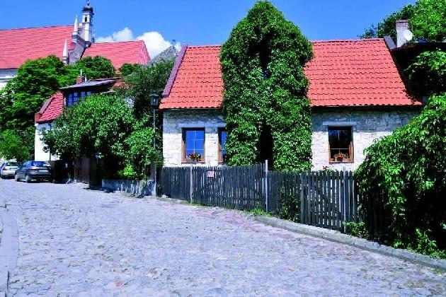 dom jednorodzinny, Kazimierz, przebudowa