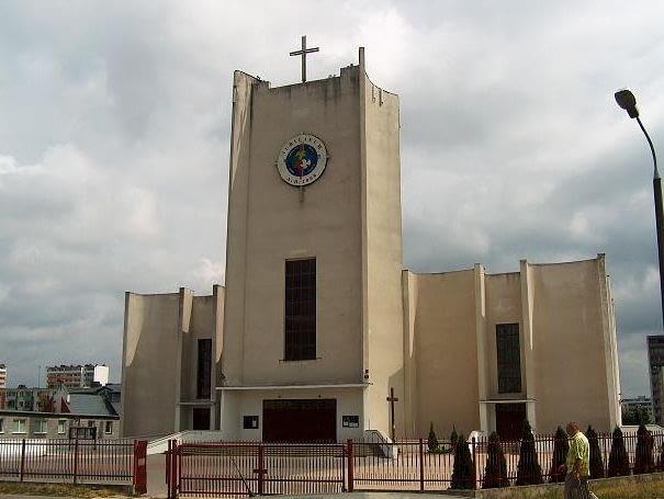 kościoła św. Maksymiliana Marii Kolbego