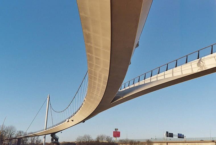 Most dla rowerów De Nesciobrug