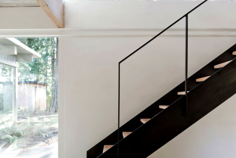 minimalistyczne wnętrze