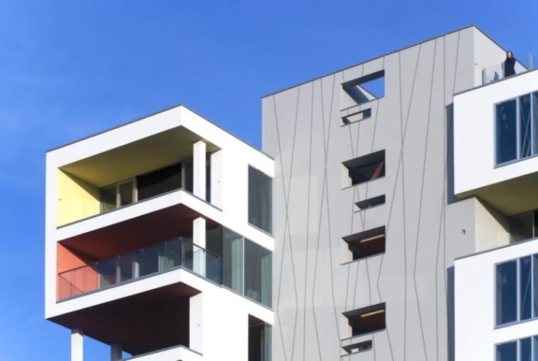 rewitalizacja, adaptacja, beton, dania, blok