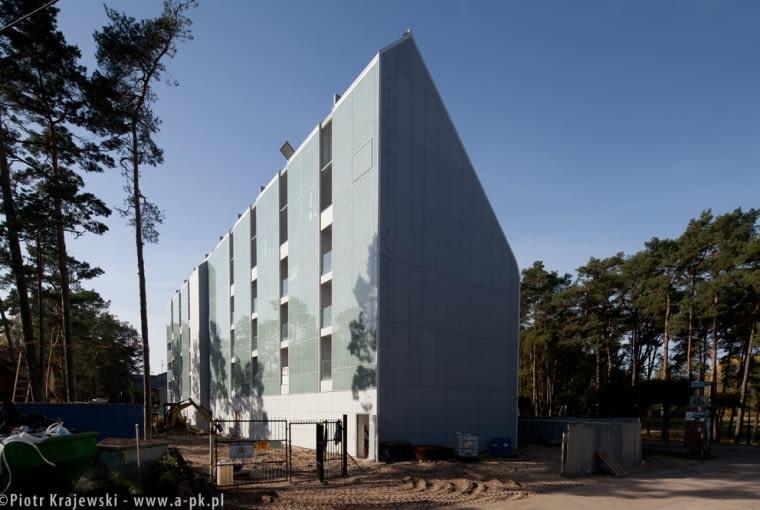 Hotel Baltic Palace w Pobierowie