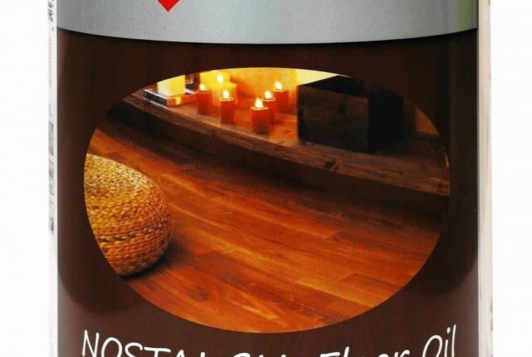 ŁAZIENKA. Nostalgia Floor Oil, wyd. 9-13 m kw./l Tikkurila .84 zł/l