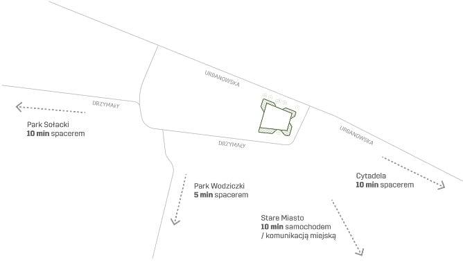 Budynek mieszkalny Drzymały 27 w Poznaniu