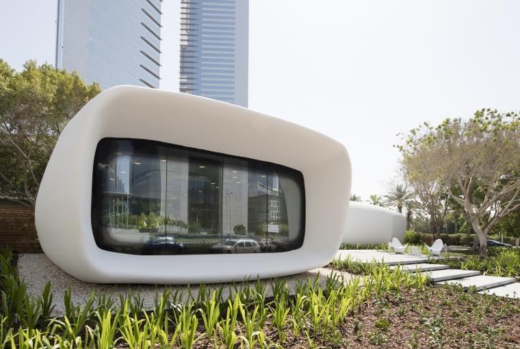 Office of the Future - Dubai Future Foundation