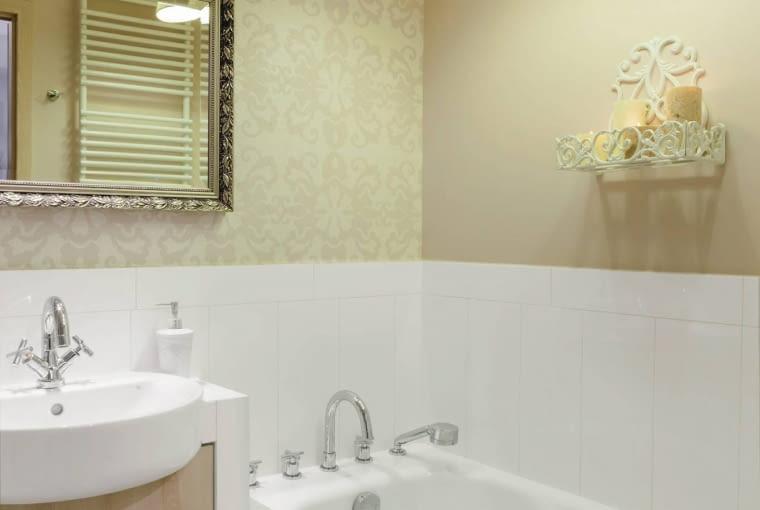 aranżacja łazienki, oświetlenie łazienki