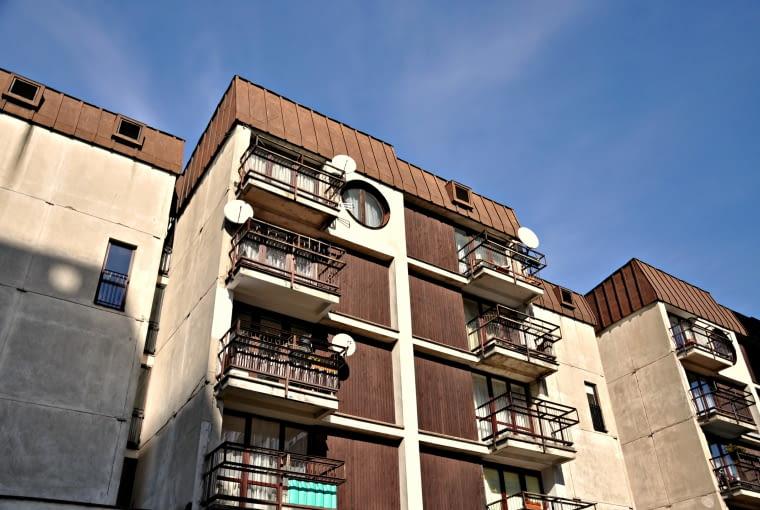 Budynek wielorodzinny przy ulicy Zamenhofa w Łodzi, tzw. Bolek, proj. Bolesław Kardaszewski