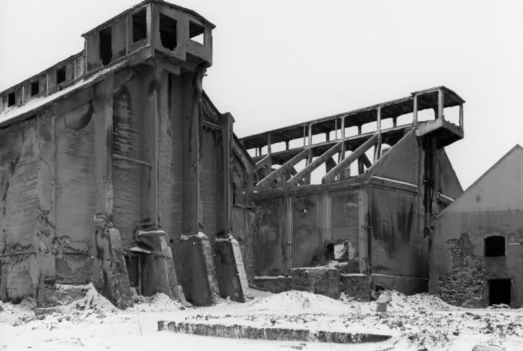 Cementownia Grodziec, zdj. Wojciech Wilczyk 2005 r. (do jednorazowej publikacji)