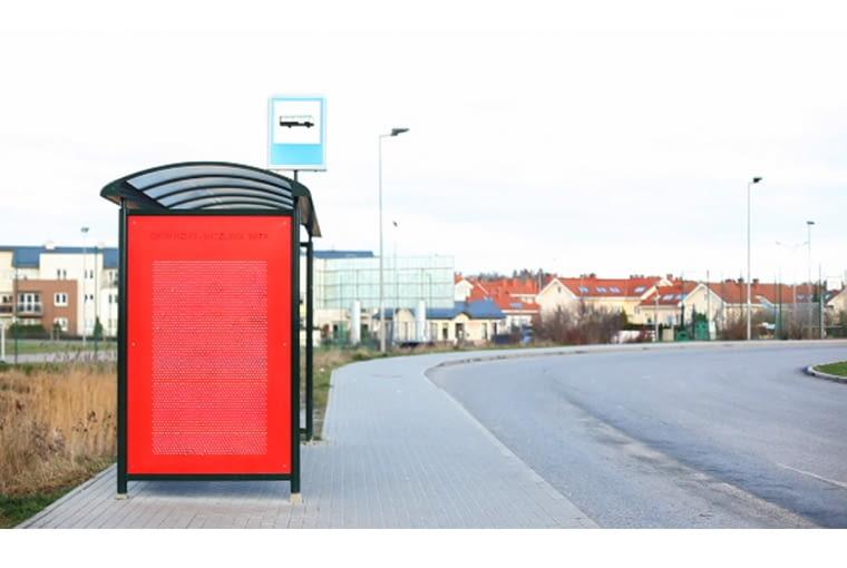 Nietypowy przystanek w Gdyni