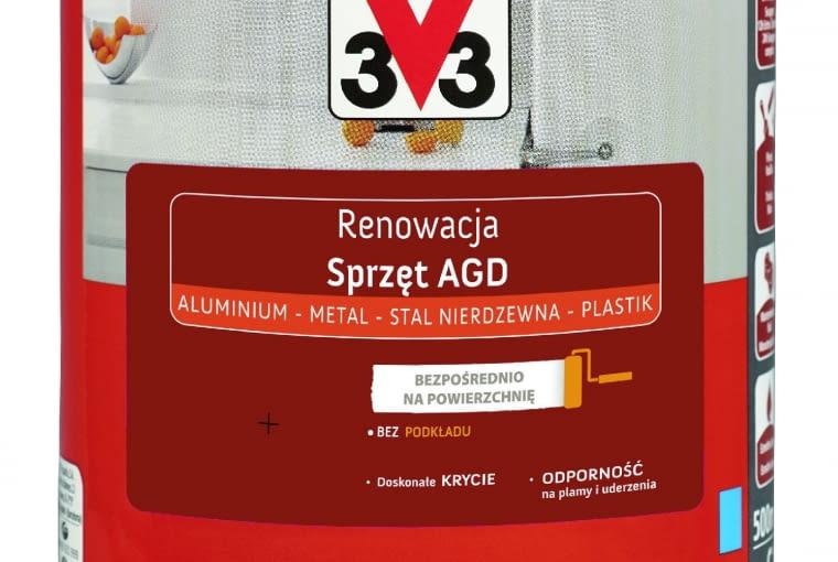 RENOWACJA SPRZĘT AGD, akrylowa 69,98 zł/0,50 l V33