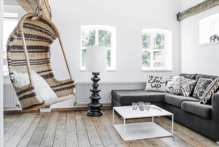 salon w stylu skandynawskim, aranżacja wnętrz, salon, scandi