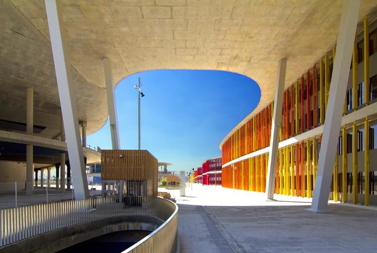 Międzynarodowy Pawilon Expo 2008 w Saragissie, Hiszpania