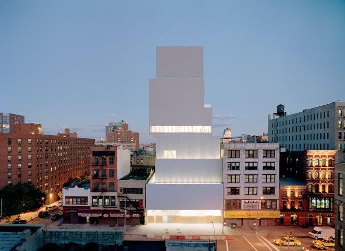 New Museum of Contemporary Art w Nowym Jorku