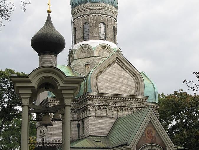 Warszawska cerkiew św. Jana Klimaka