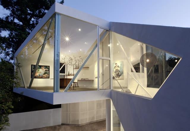 usa, los angeles, dom, dom jednorodzinny, galeria, xten architecture