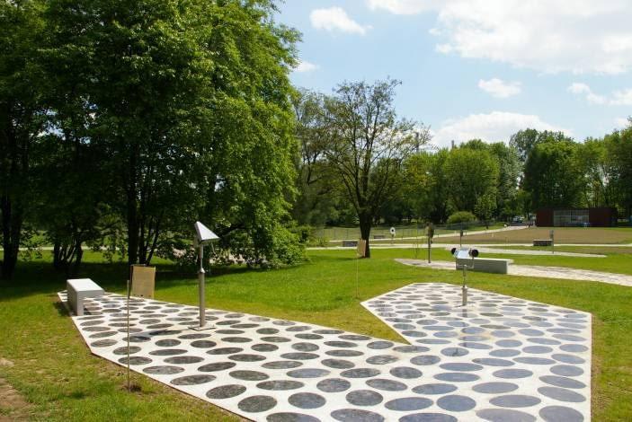 Kraków - Ogród doświadczeń im Stanisława Lema