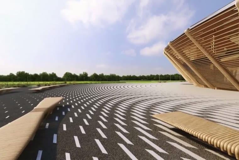 Wizualizacja Zaha Hadid Architects