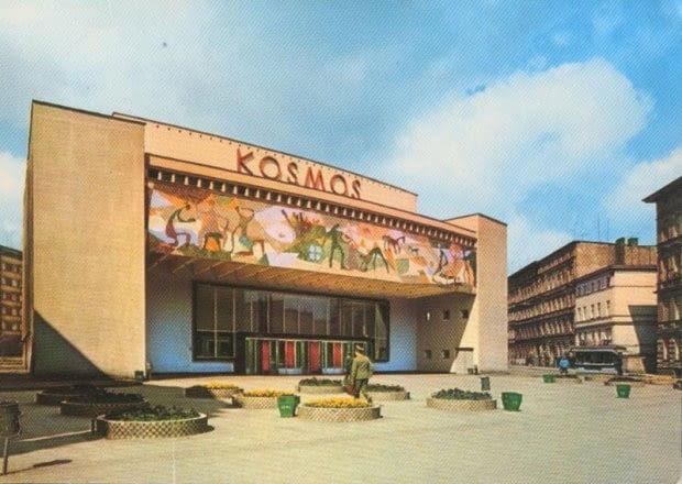 Kino Kosmos kiedyś, źródło: sedina.pl