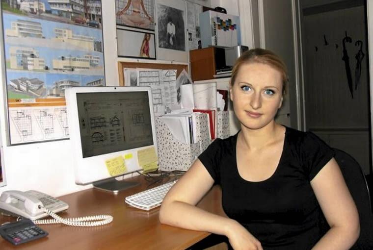 Architekt Anna Chudzicka-Matusiak