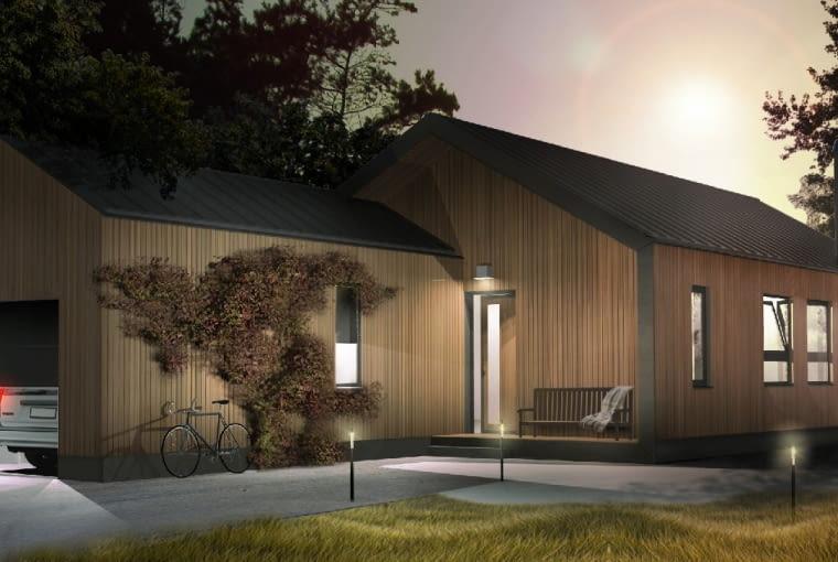 dom modułowy, dom prefabrykowany,