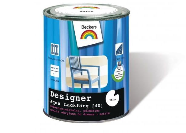 Beckers Designer Aqua Lackfarg [40]