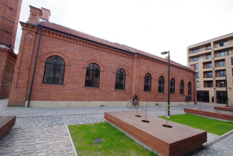 Browar Lubicz - zespół zabudowy mieszkaniowo-usługowej w Krakowie