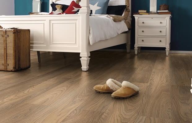 ogrzewanie podłogowe, panele laminowane na ogrzewanie podłogowe