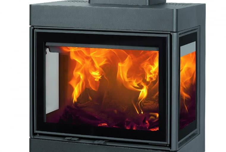 2575 CBS3/SEC/DOVRE   Moc: 10-12 kW   paliwo: suche drewno liściaste   wkład z zamkniętą komorą spalania, dolot powietrza z zewnątrz, wkładki wermikulitowe, automatyczny szyber. ena: 14599 zł, www.dovre.com.pl