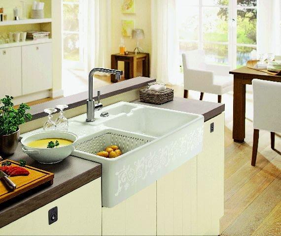 zlewozmywak, kuchnia, zlew kuchenny, wyposażenie kuchni, zlewy, zlewozmywaki