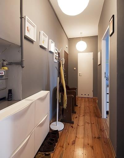 mieszkanie w kamienicy, małe mieszkanie, nowoczesne mieszkanie w kamienicy, jak urządzić małe mieszkanie