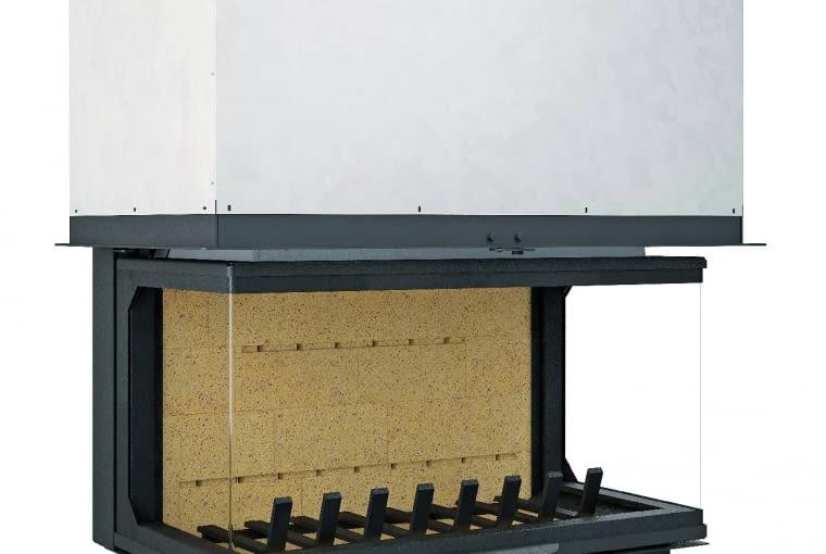 Atraflam 16/9 800 3V/ATRA/ JOTUL POLSKA   Moc znamionowa: 10 kW   materiał: stal   ogrzewana powierzchnia: do 200 m2   sprawność: 76,6%   paliwo: drewno   dopływ powietrza zewnętrznego; DGP. Cena (netto): 15 000 zł, www.atra.fr/pl