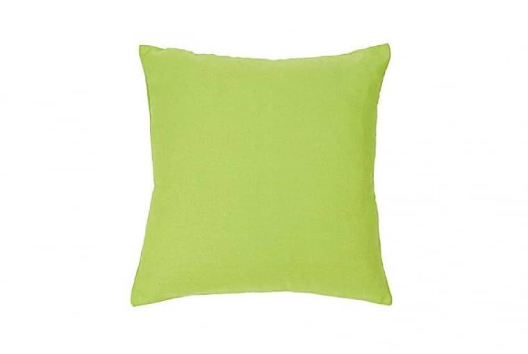 ŁADNY DODATEK. Poduszki Malaga: zielona 40 x 40 cm - 9,99 zł, i czerwona 50 x 50 cm - 19,99 zł, Agata