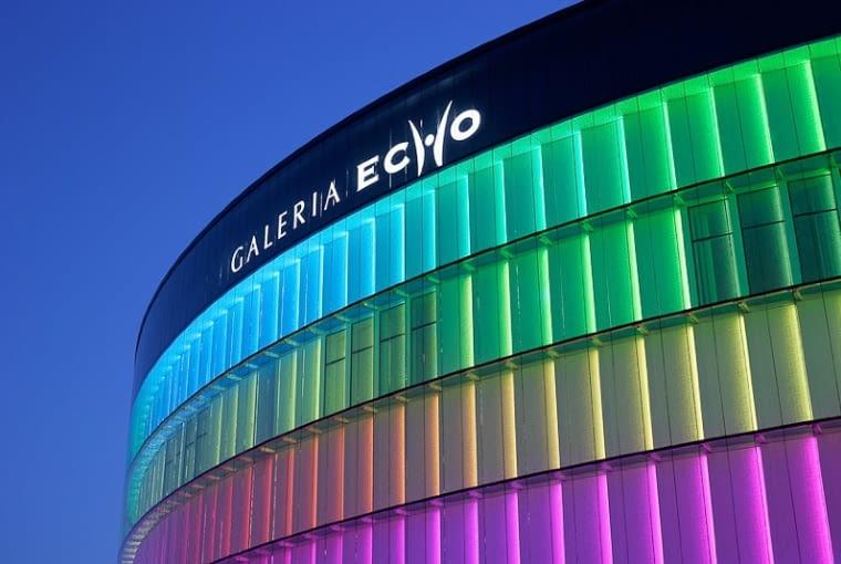 Galeria Echo w Kielcach, fot. Bartosz Makowski