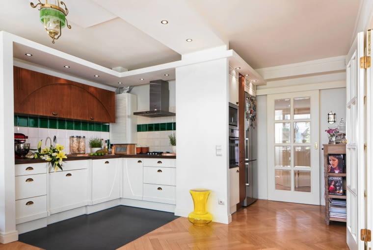 kuchnia w stylu skandynawskim, meble kuchenne