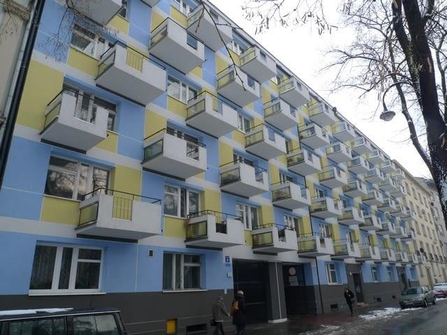 Dom stu balkonów, Kraków, fot. ace