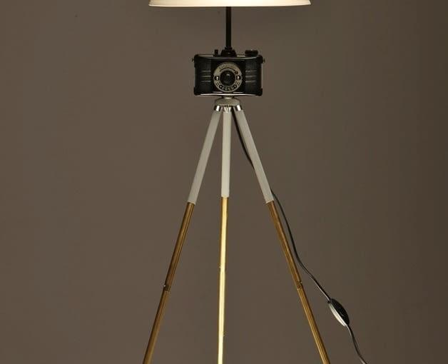 W stylu tego wnętrza: Lampa podłogowa Druh, Refresz Dizajn, cena: 790 zł